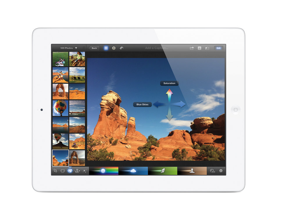 iPad 3 details revealed    Retina Display and called 'The new i