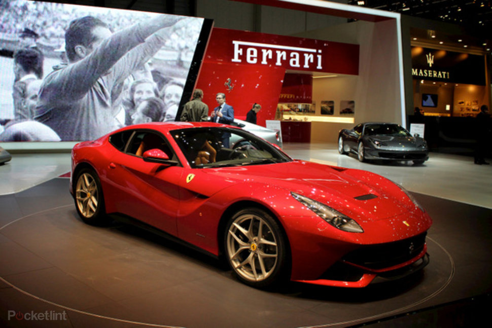 Ferrari F12 Berlinetta Pictures And Hands On Pocket Lint