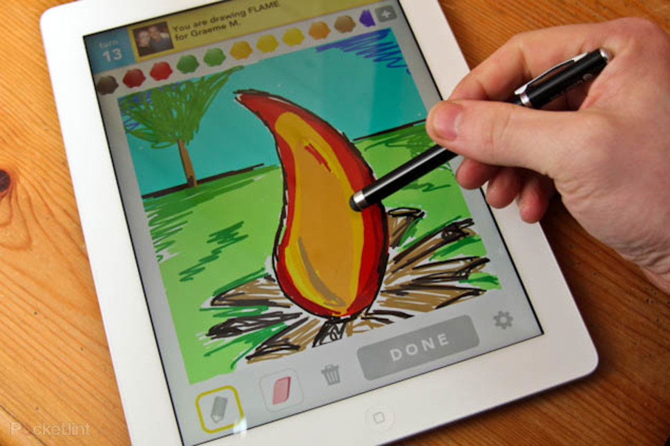 Draw Something Tips And Tricks From The Pros Pocket Lint