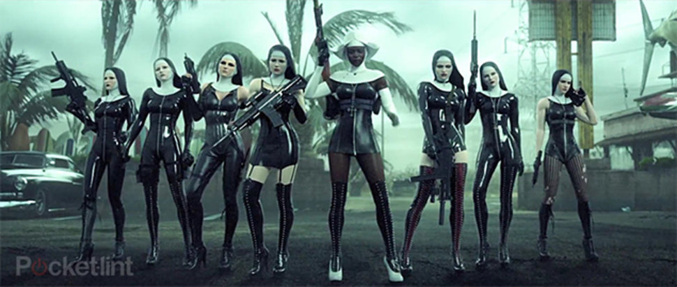 hitman absolution trailer causes outrage image 1