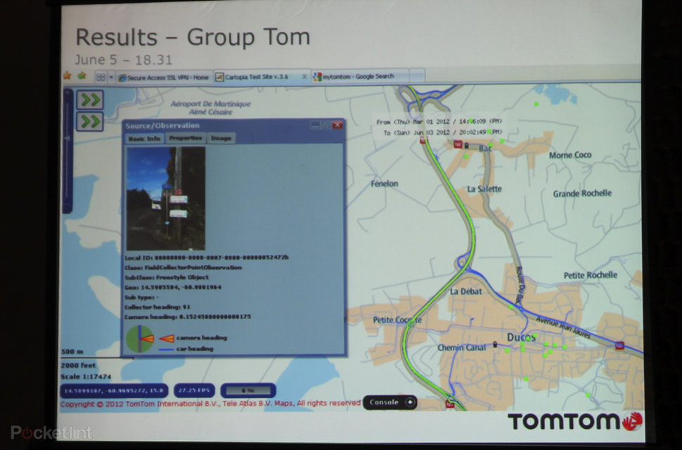 Mapping paradise: How TomTom maps are made