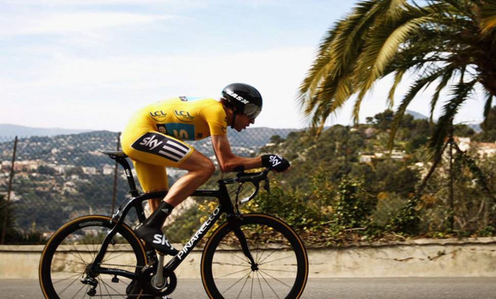 The kit Bradley Wiggins won the Tour de France with - Pocket-lint 8f99c9732
