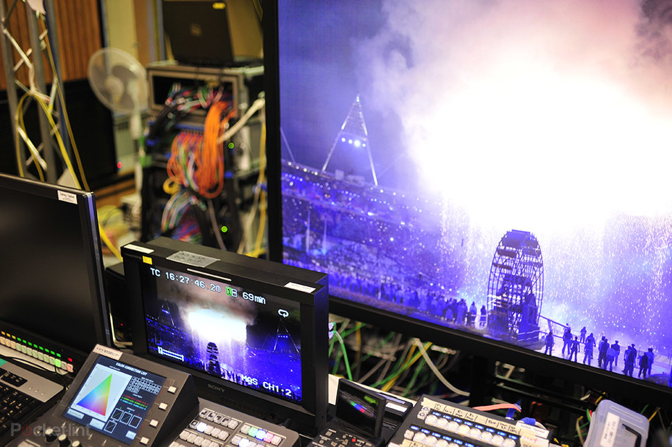 super hi vision eyes on london 2012 olympics in 8k image 1