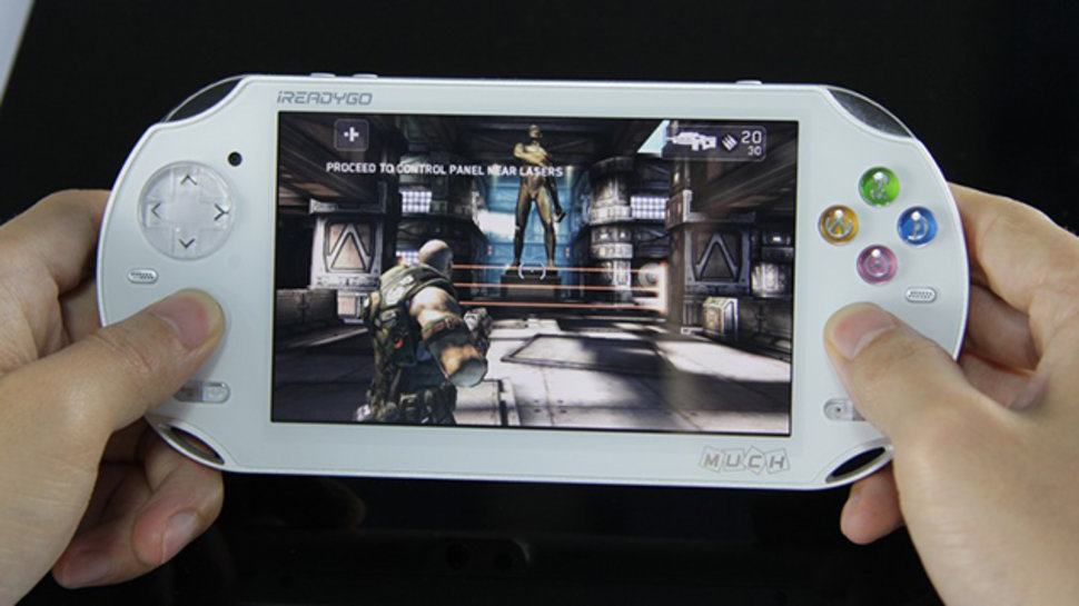android handheld console bears striking resemblance to ps vita