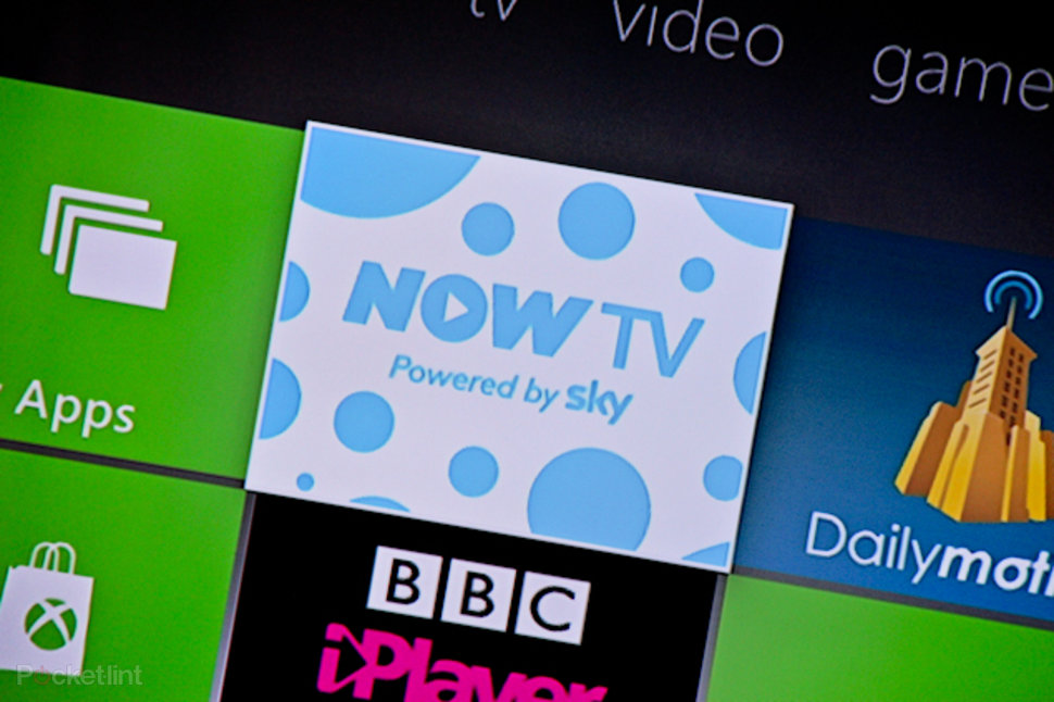 Sky's Now TV service launches on Xbox 360 - Pocket-lint