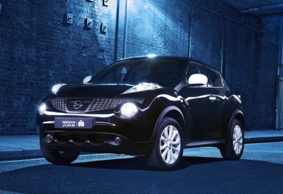the nissan juke with ministry of sound limited edition. Black Bedroom Furniture Sets. Home Design Ideas