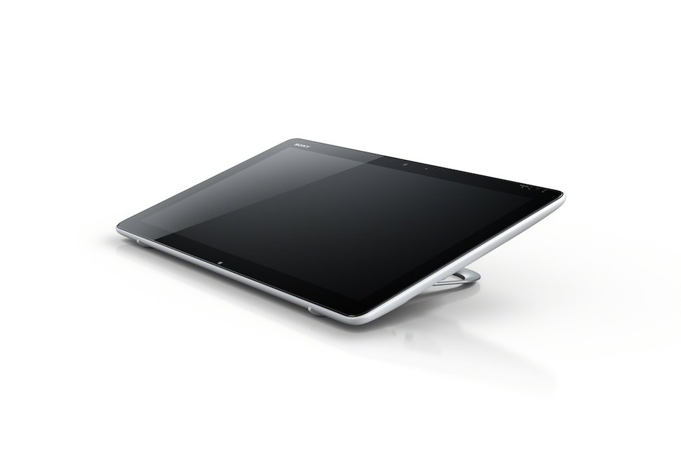 Sony unveils two Vaio products: Sony Vaio Duo 11 and 20-inch So
