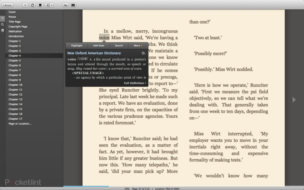 Amazon Kindle for Mac adds gesture support, we flick through so
