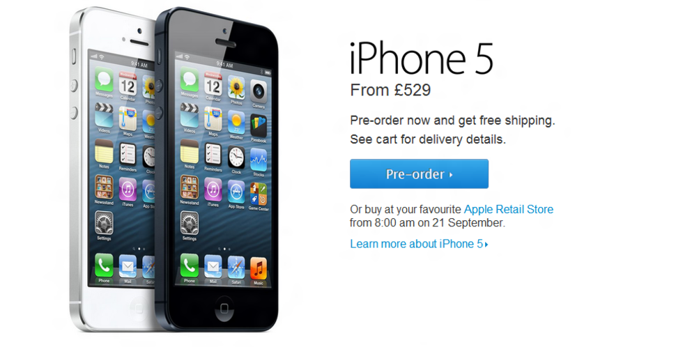 Cheapest iphone 5s deals