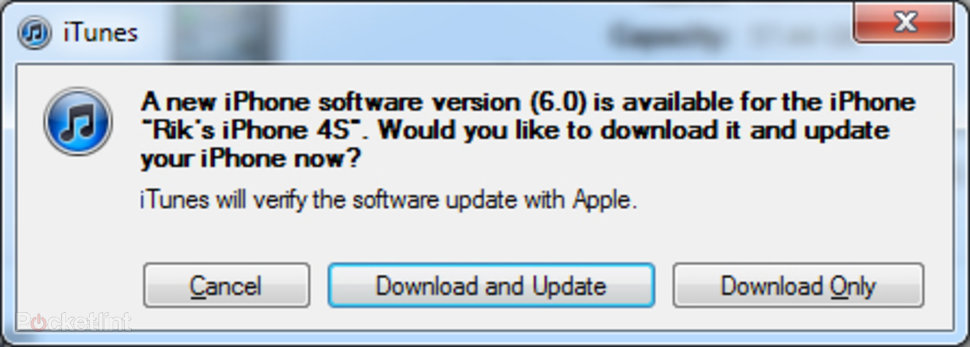 ios 6 is here now available for download