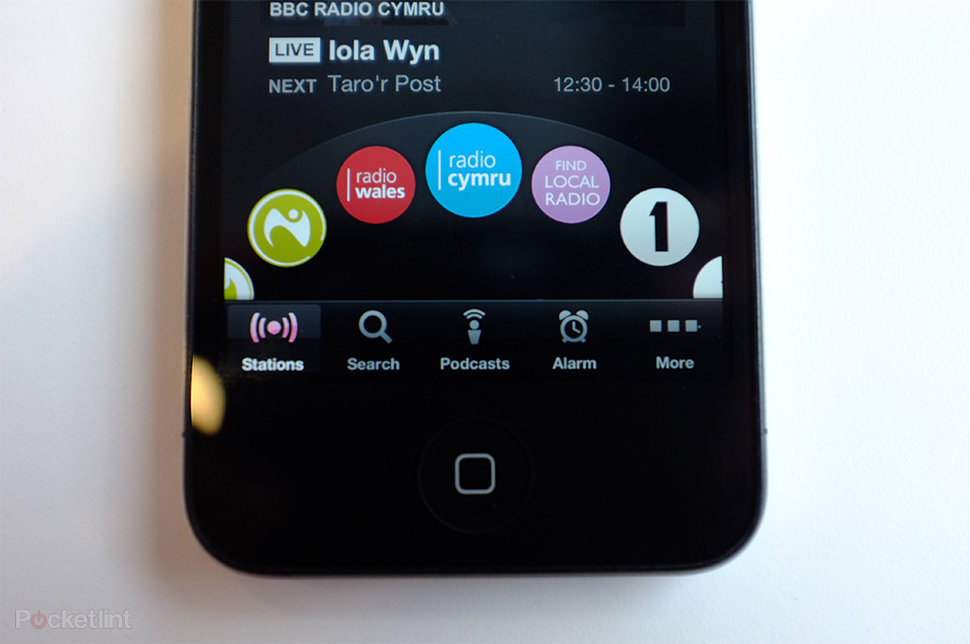 BBC iPlayer Radio app pictures and hands-on