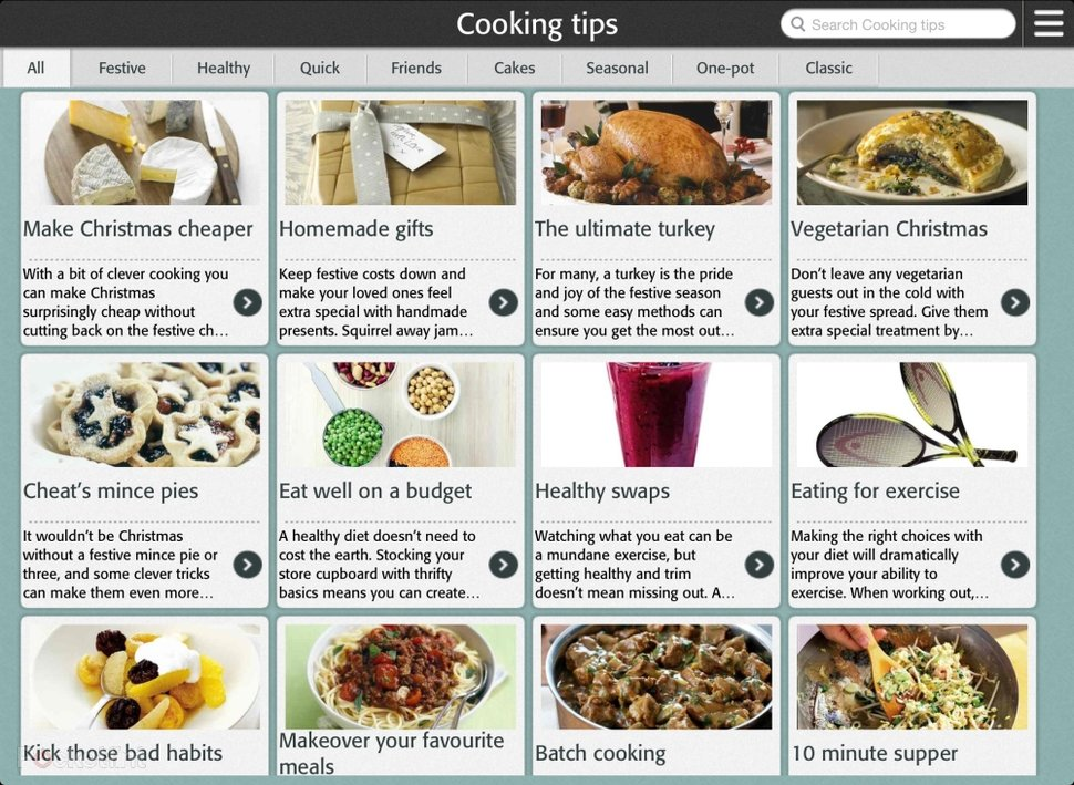 App of the day bbc good food recipes tools and cooking tips app of the day bbc good food recipes tools and cooking tips review ipad and ios forumfinder Gallery