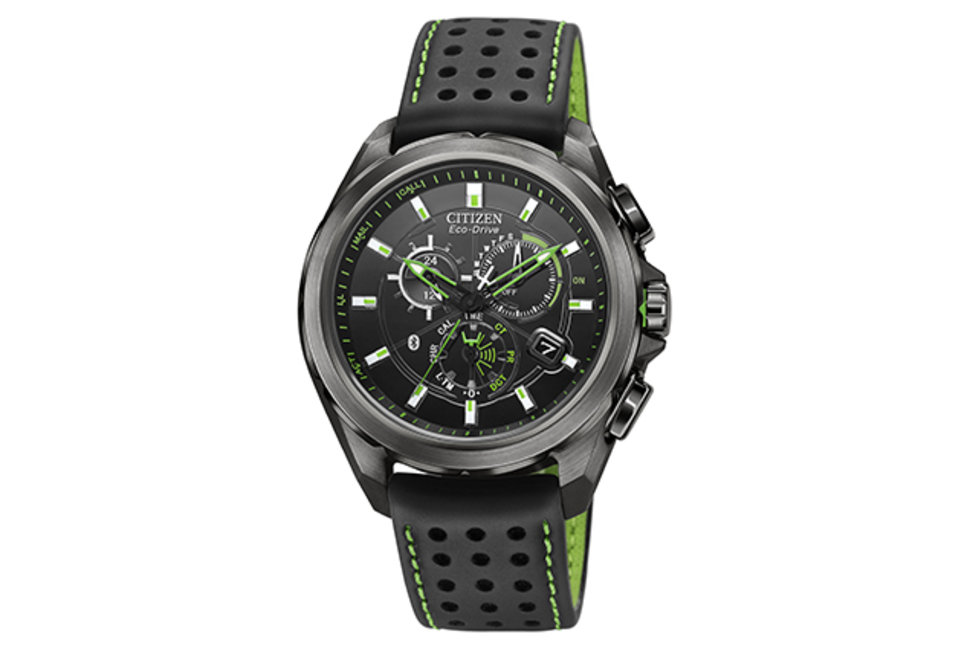 citizen eco drive proximity watch speaks to your iphone image 1