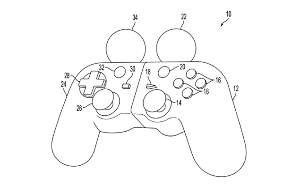 Sony Looking To Add Move To Ps3 Dualshock Controller New Patent