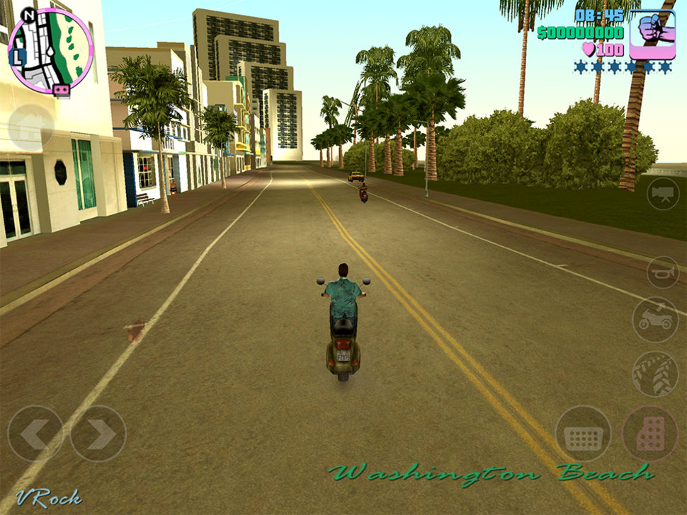 Grand Theft Auto: Vice City review for iPhone, iPad, and Androi