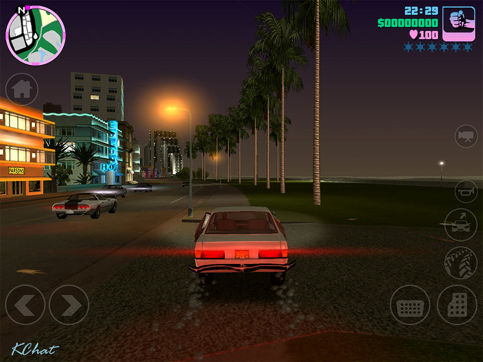 play vice city on ps4