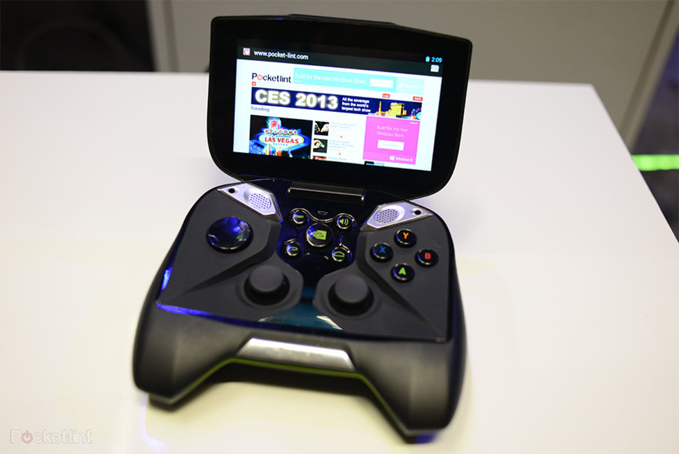 nvidia project shield pictures and hands on image 1