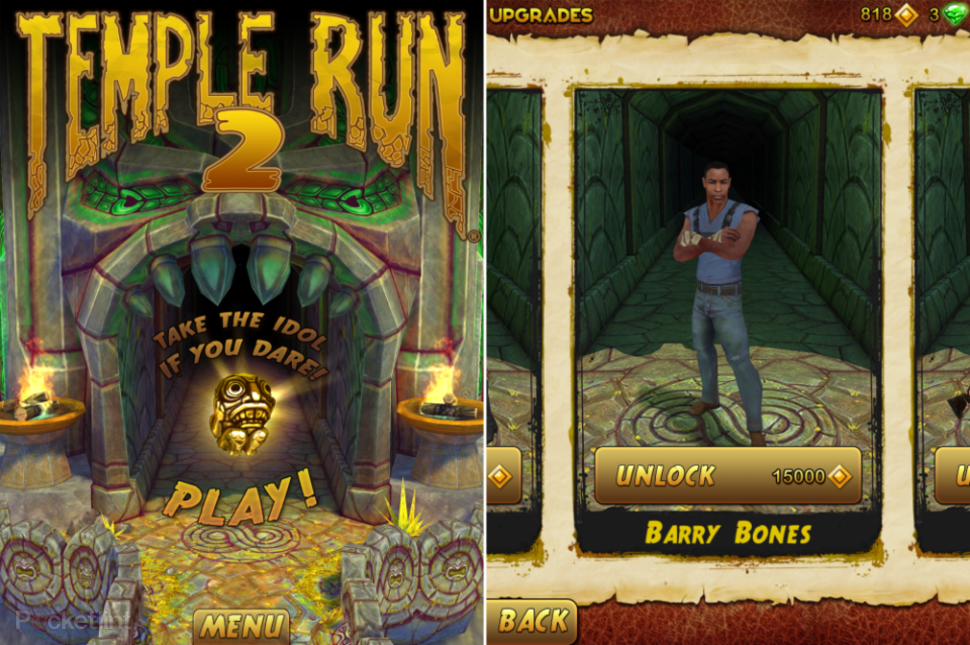 online store 9916b c0ce7 Temple Run 2 review for iPhone