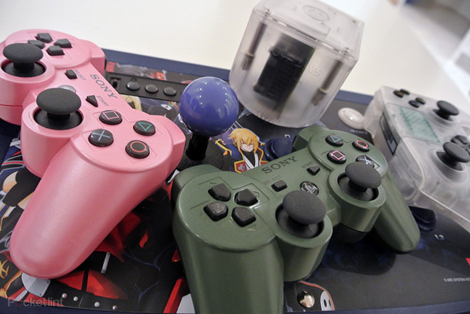 xbox and ps3 controller