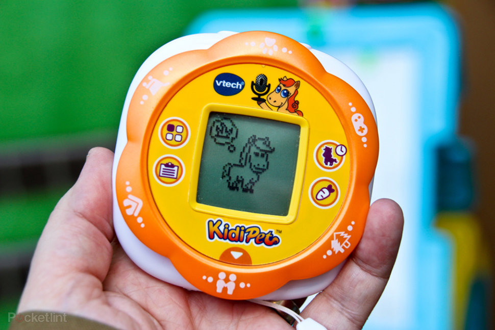 v tech kidipets could beat tamagotchi to the punch as your virtual chum image 1
