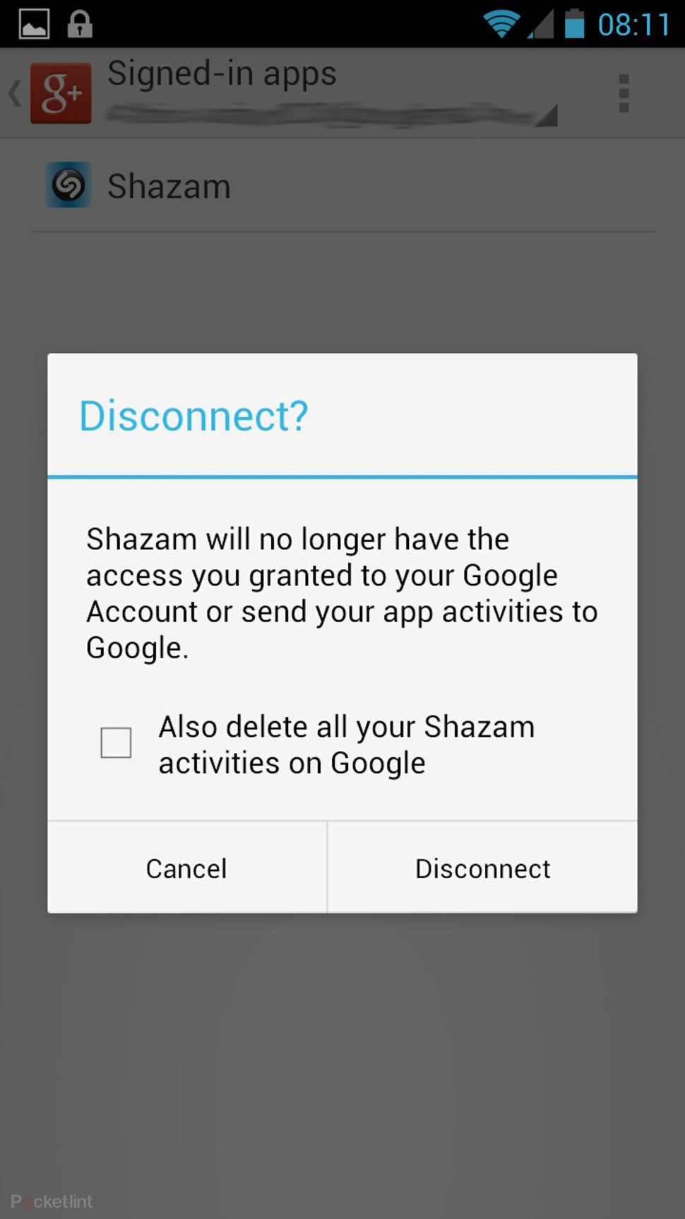 Google Settings app appears in Android, lets you control Google