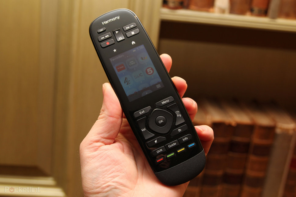 Logitech Harmony Ultimate and Smart Control bring Android and i