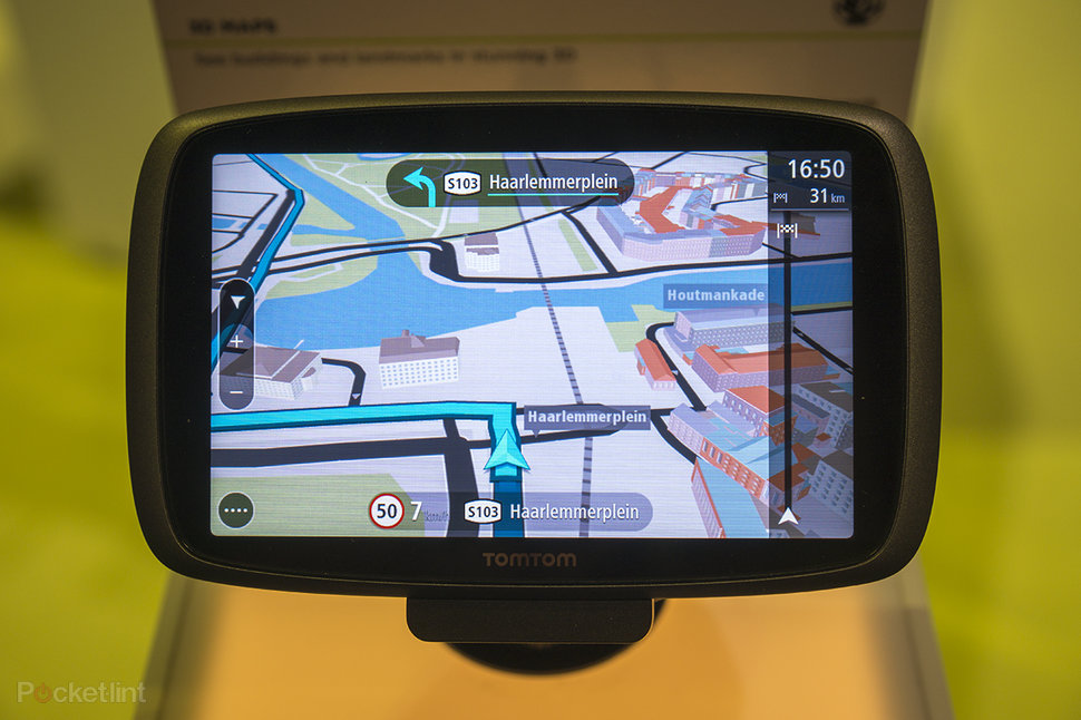 tomtom go 2013 pictures and hands on image 1