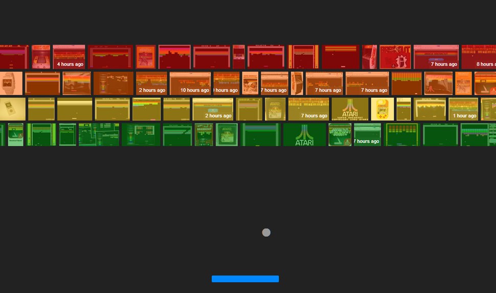 Watch what happens when you Google Image search Atari Breakout