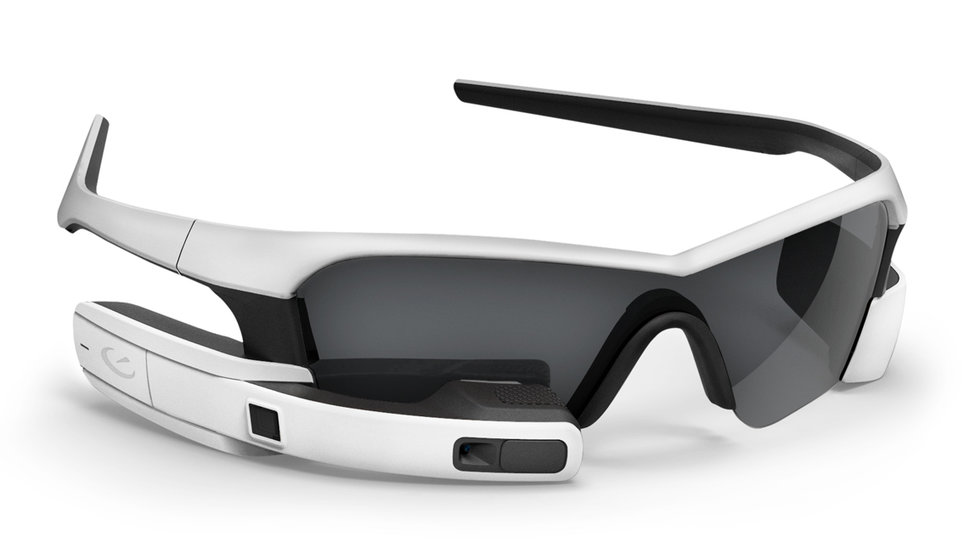 Recon Jet integrates heads-up display with sports ...