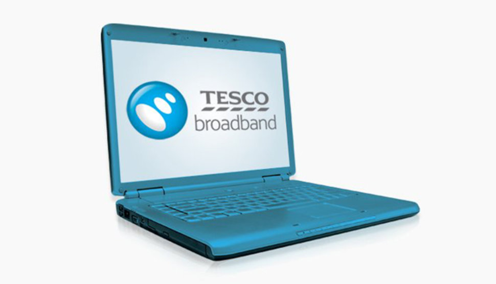 Tesco offers unlimited broadband for just £2 a month ...