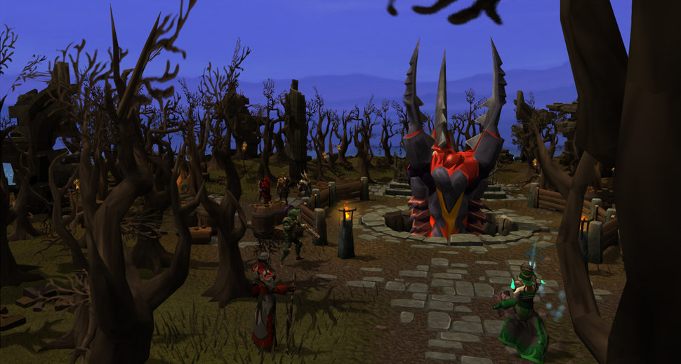 Runescape 3 MMORPG coming to iPad in time, will work on some An
