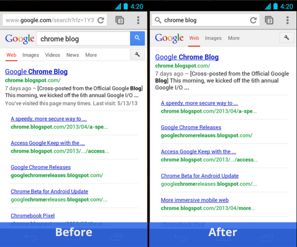 Google: Voice search 'coming soon' to Chrome for iOS - Pocket-l