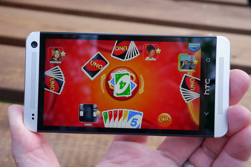 app of the day uno friends review android iphone pocket lint. Black Bedroom Furniture Sets. Home Design Ideas