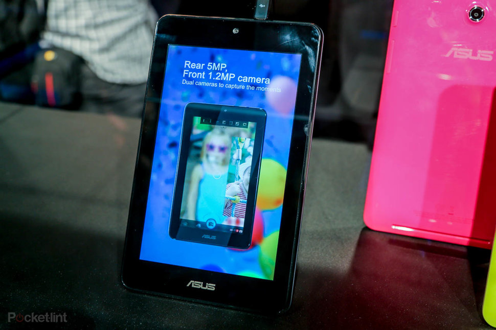 Asus MeMO Pad HD 7 and MeMo Pad FHD 10 pictures and hands-on -