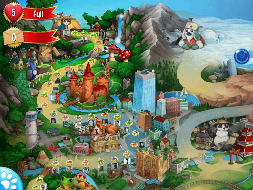 Pet Rescue Saga unveiled by Candy Crush Saga maker: hands-on pr
