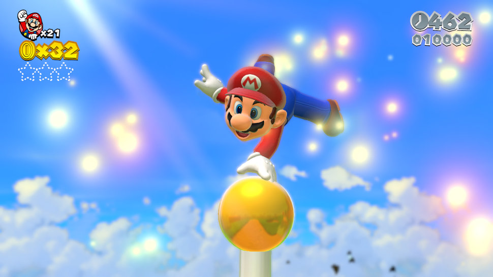 Super Mario 3D World preview: First play of Mario in 3D on Wii U ...