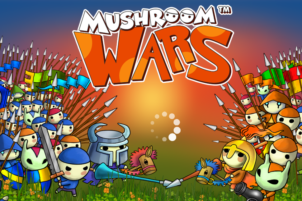 [FR PC] Telecharger Mushroom Wars + Crack Gratuit