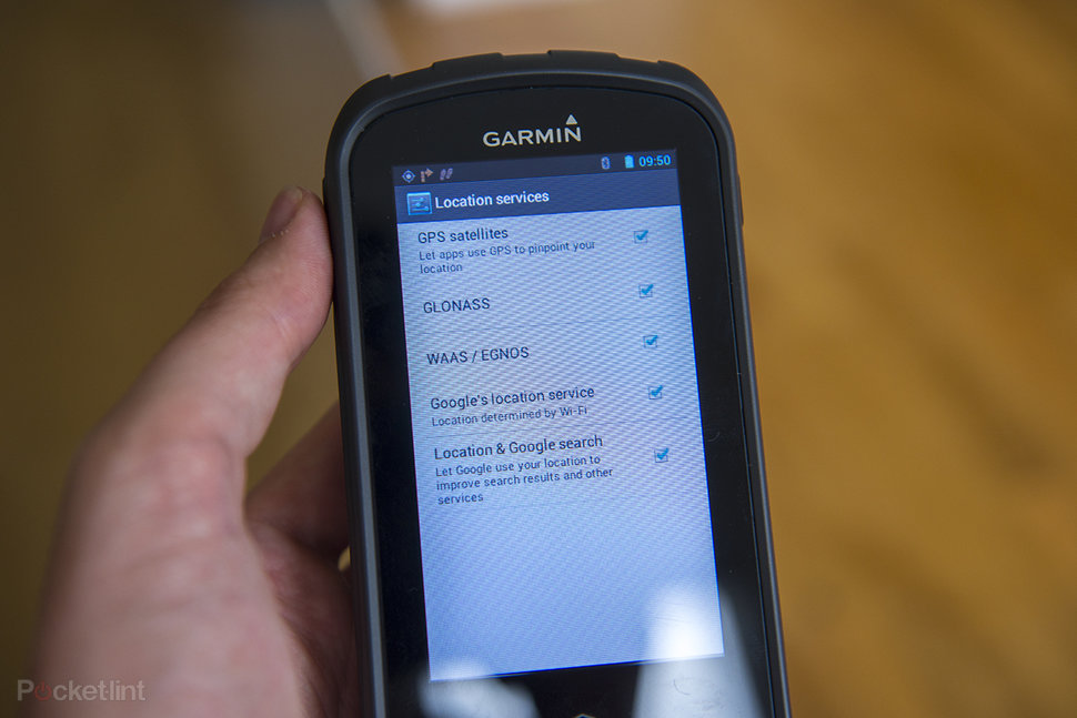 Garmin Monterra outdoor GPS pictures and hands-on - Pocket-lint
