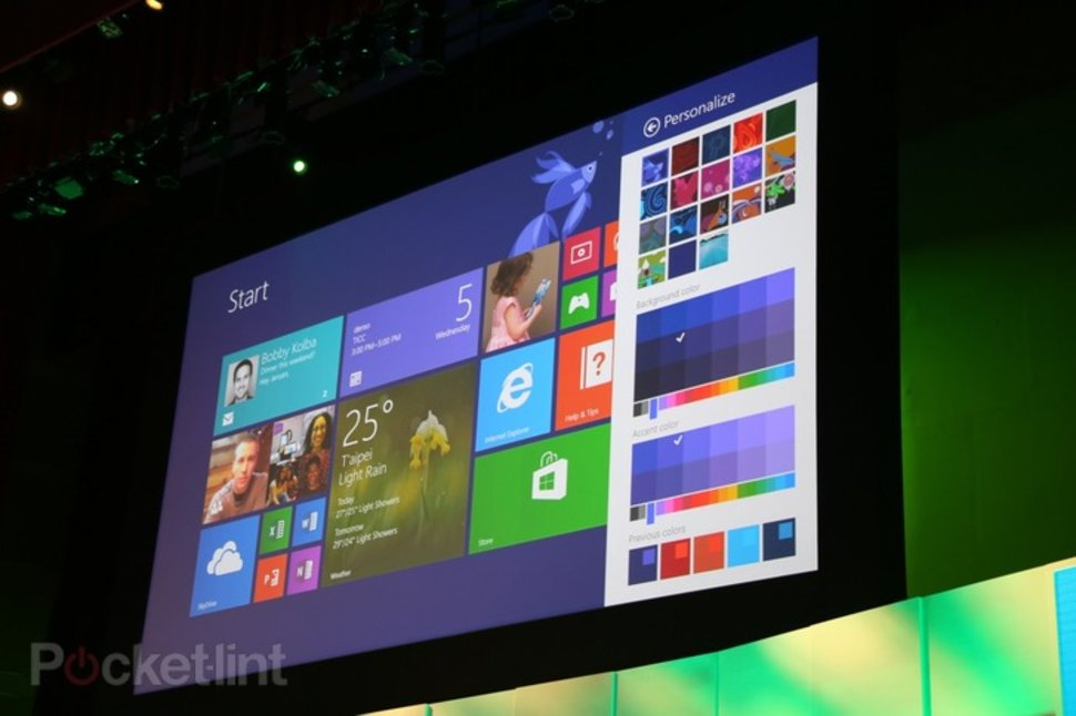 Windows 8 1 Preview Build Finicky For Uk Users To Install  But