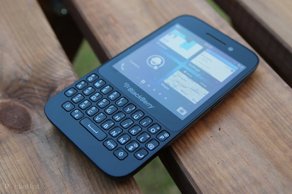 BlackBerry Q5 review