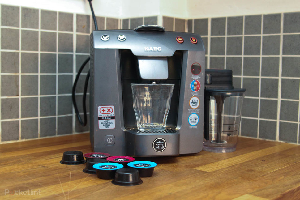 A Modo Mio Favola Cappuccino Coffee Machine Review Image 1