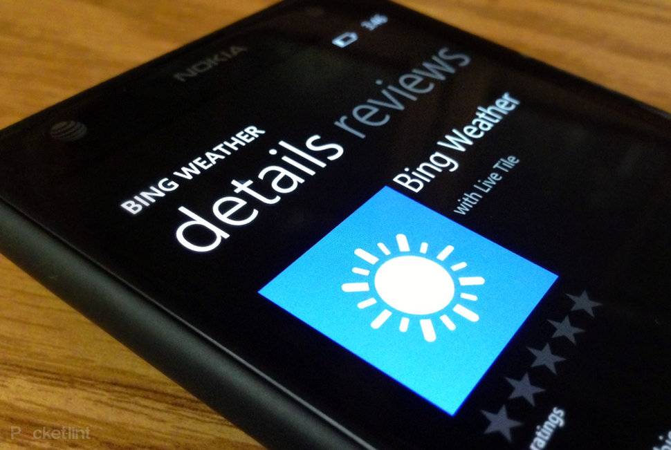 windows phone 7 sports apps