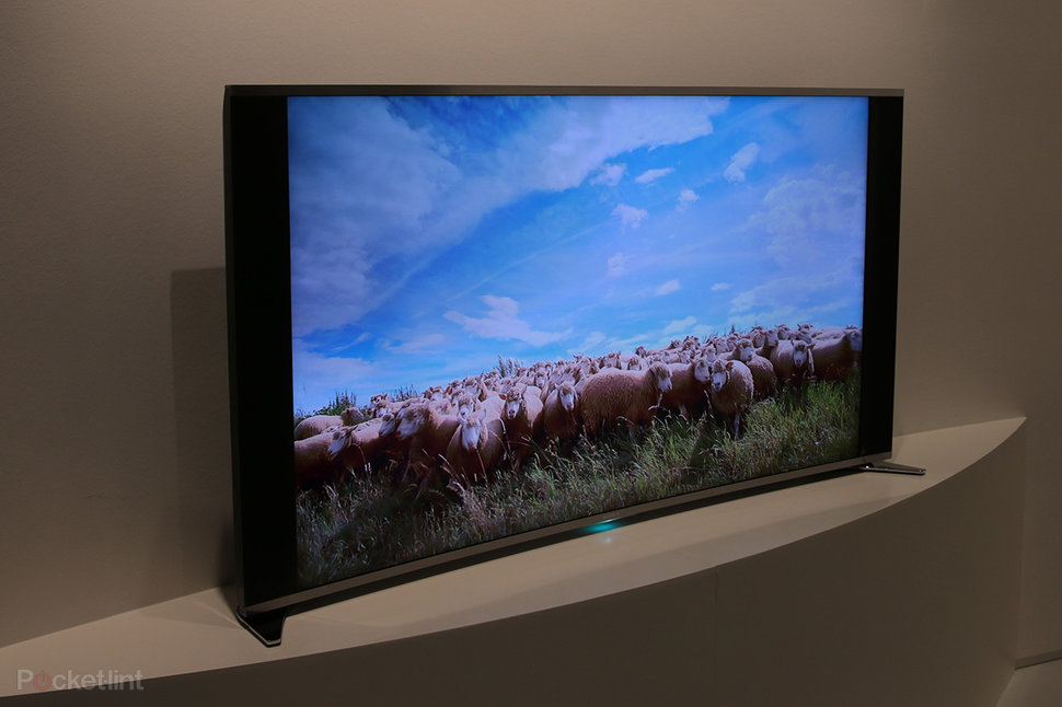 sony tv 65 inch. sony bravia s990a 65 inch curved led tv pictures and eyes on image 1