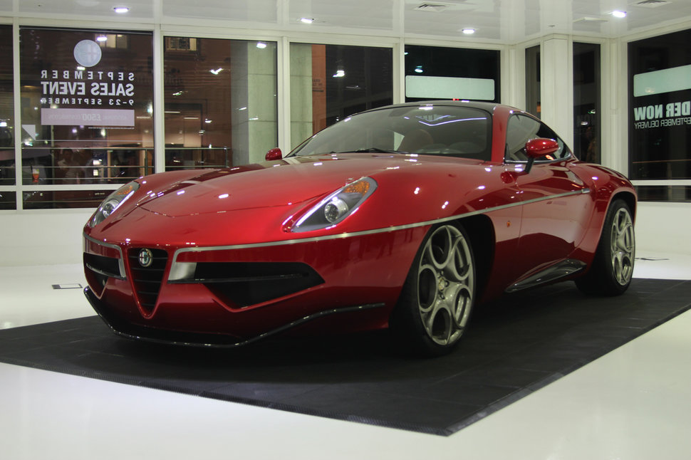 Alfa Romeo Disco Volante >> Alfa Romeo Disco Volante By Touring Superleggera Pictures And H