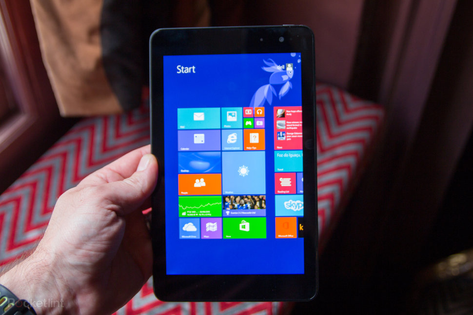 Dell Venue 8 Pro pictures and hands-on: Pocketable Windows 8 1