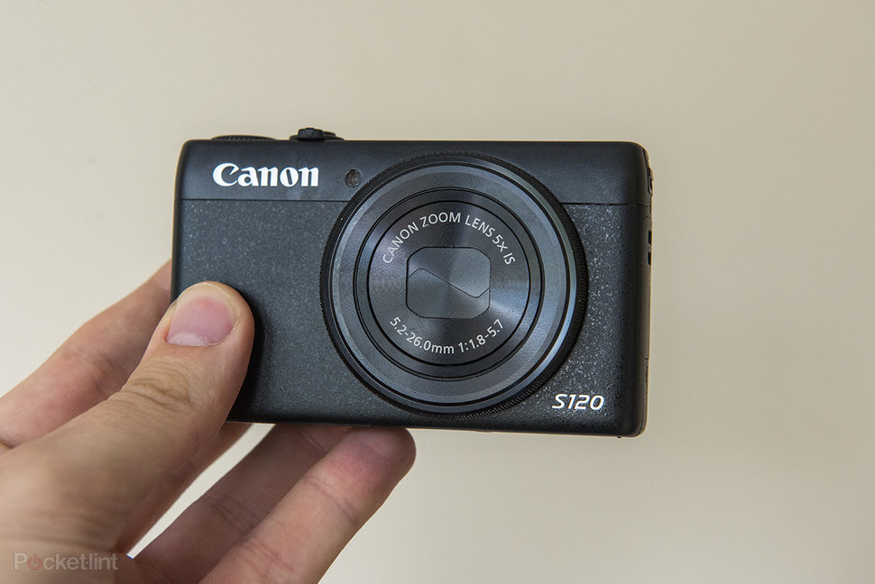 Canon powershot s120 review pocket lint canon powershot s120 review image 1 sciox Images