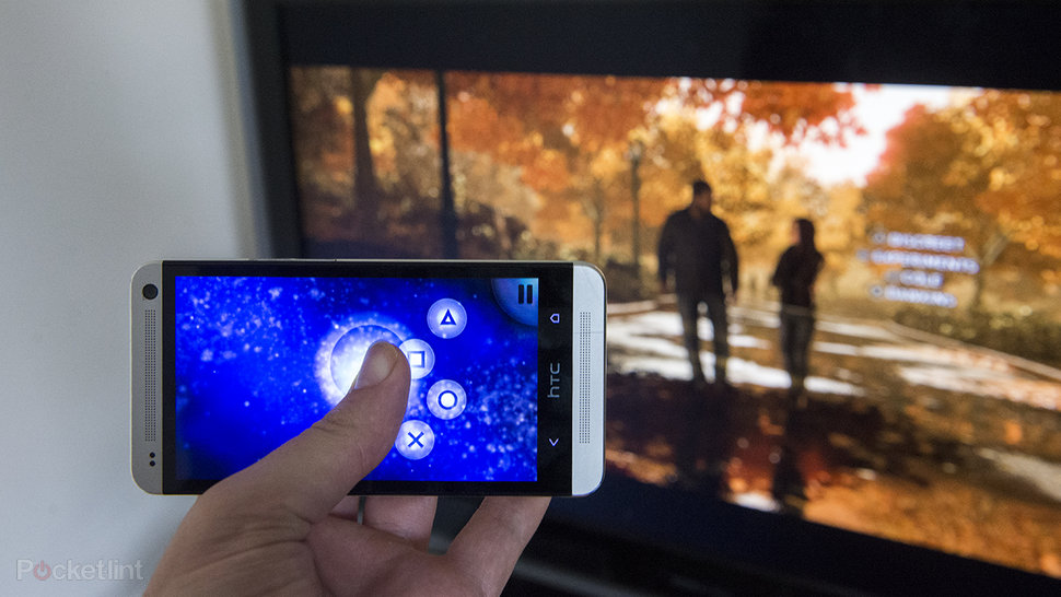 How to play through Beyond: Two Souls with a smartphone