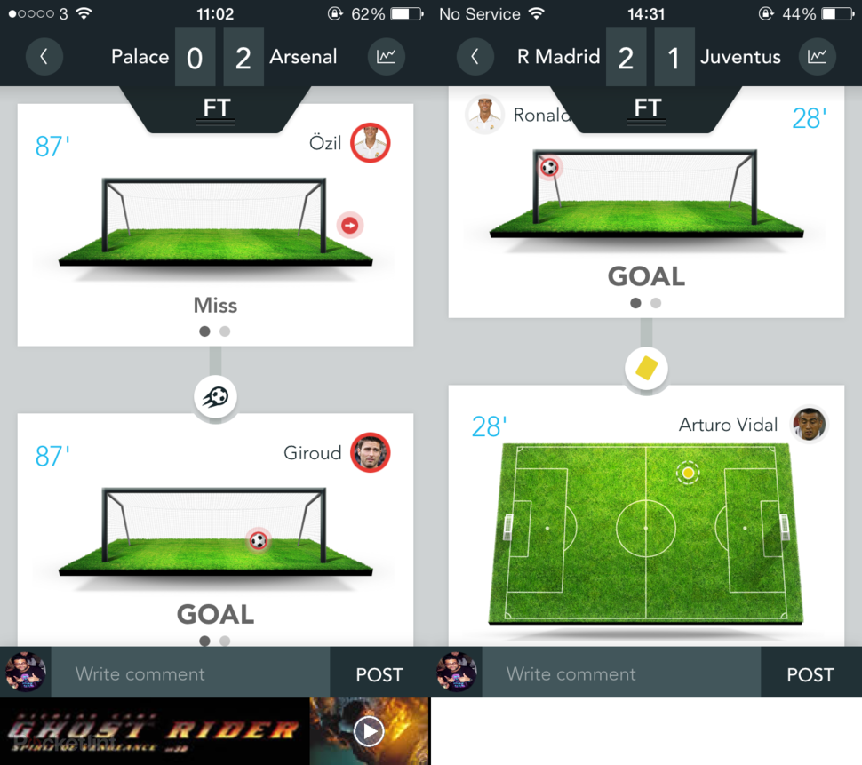 Squawka app coming soon, real-time stats for footy fans - Pocke