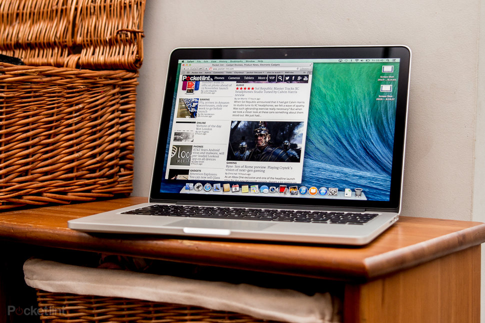 Apple MacBook Pro 13-inch with Retina display (late 2013) revie