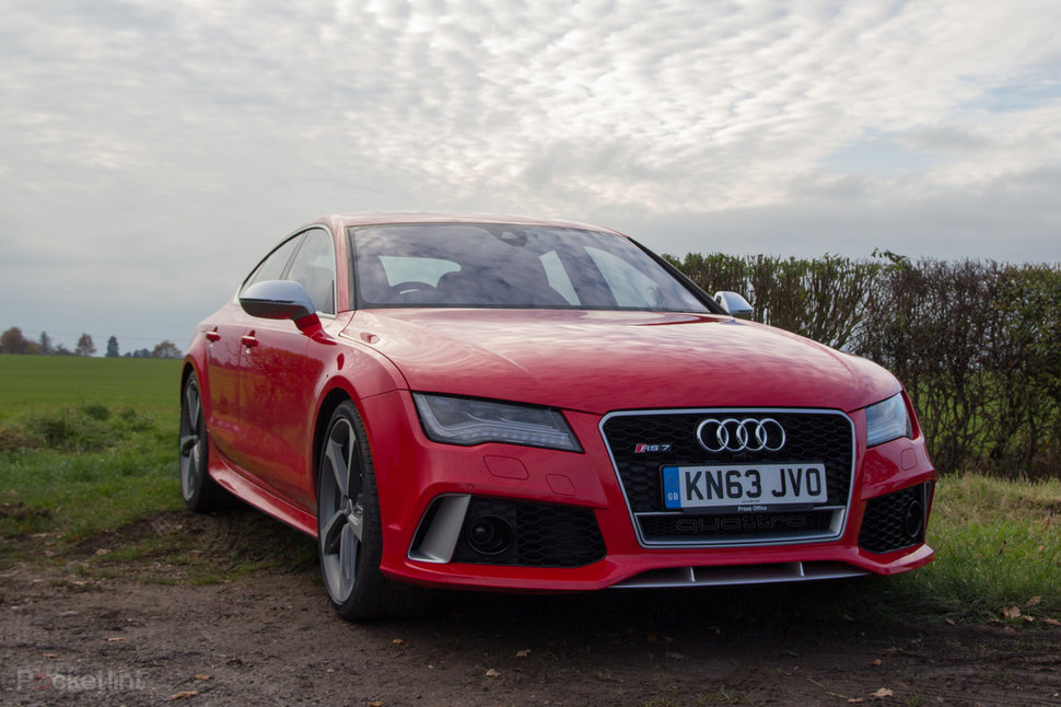 Hands On Audi Rs7 Sportback Review